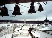 Монастырская звонница, 2002 год.