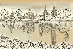 История строительства Раифского Монастыря.
