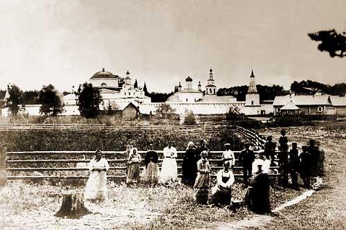 История строительства Раифского Монастыря