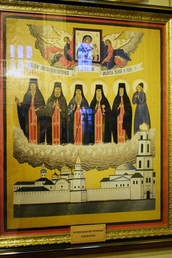 Преподобномученики Раифские