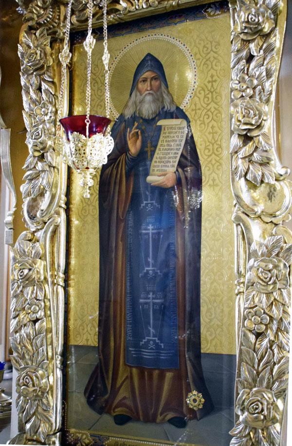Преподобный Гавриил Седмиозерный
