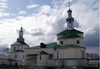 Монастырь в современном виде