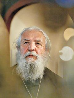Первоиерарх Русской Православной Церкви Заграницей митрополит ЛАВР